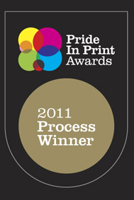 2011 Web Process Winner